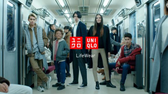 UNIQLO「暖パン いつものスタイルを、暖かく編」WEBCM