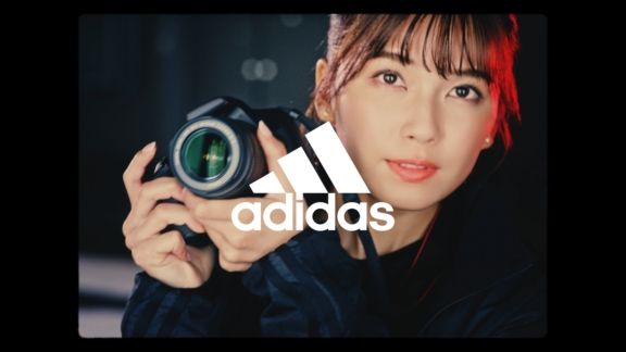 adidas「7DAYS BLACK / PLAY BLACKキャンペーン」WEBCM(編集)