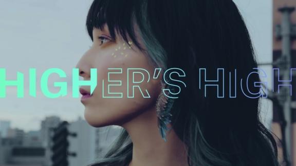 ナナヲアカリ「Higher's High」MV