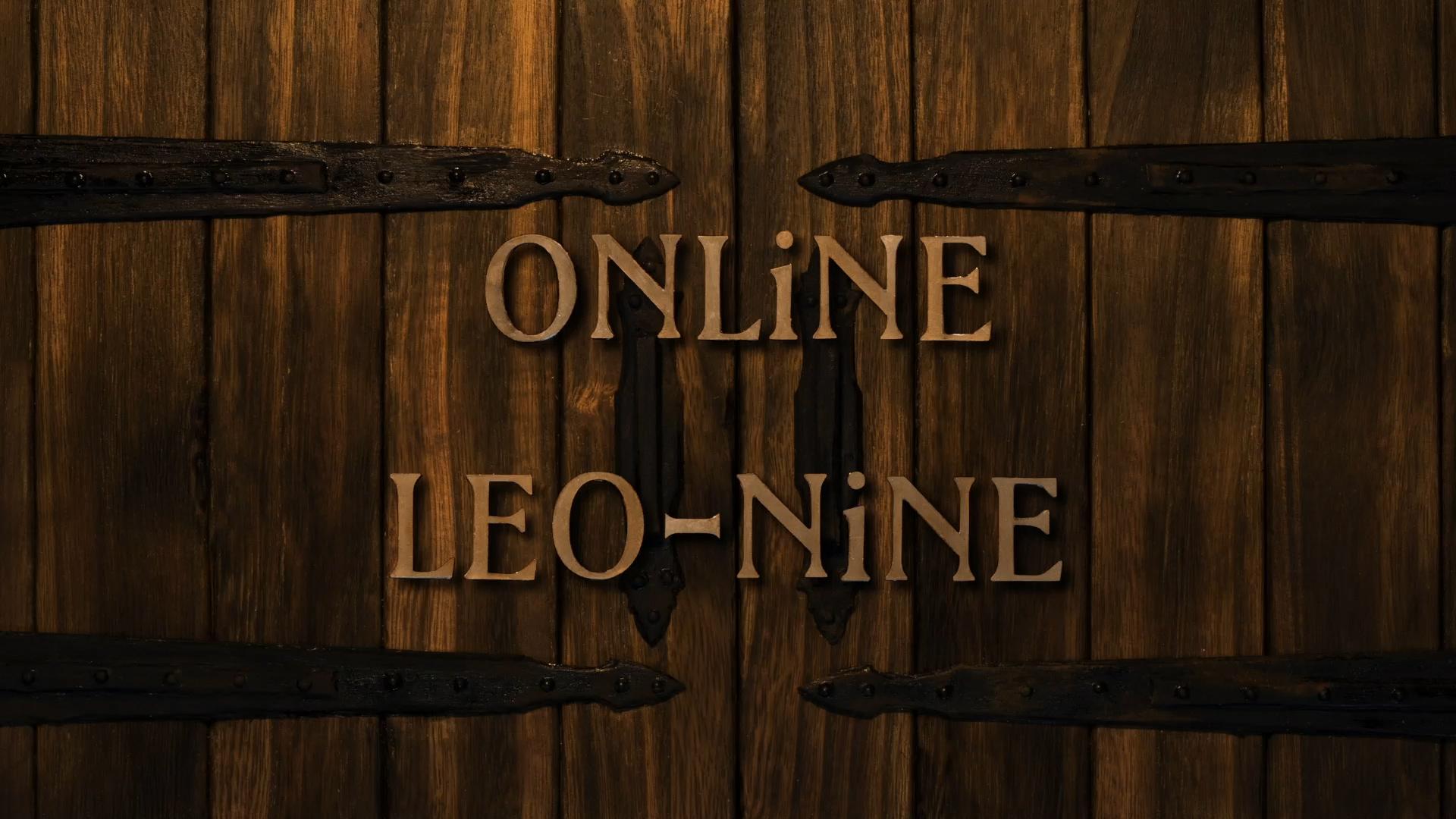 LiSA Online Live 「ONLiNE LEO-NiNE」OP映像