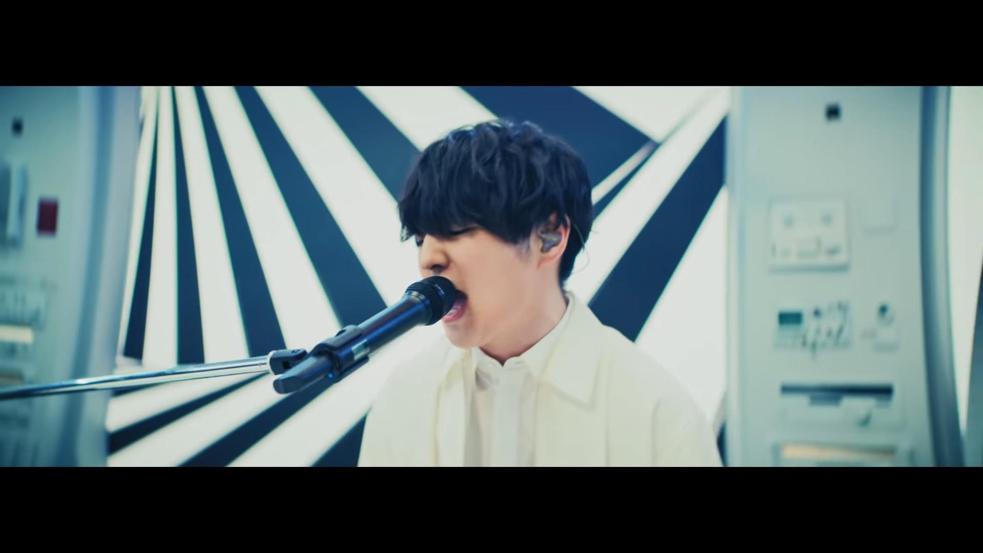 Official髭男dism「Universe」MV  背景CG