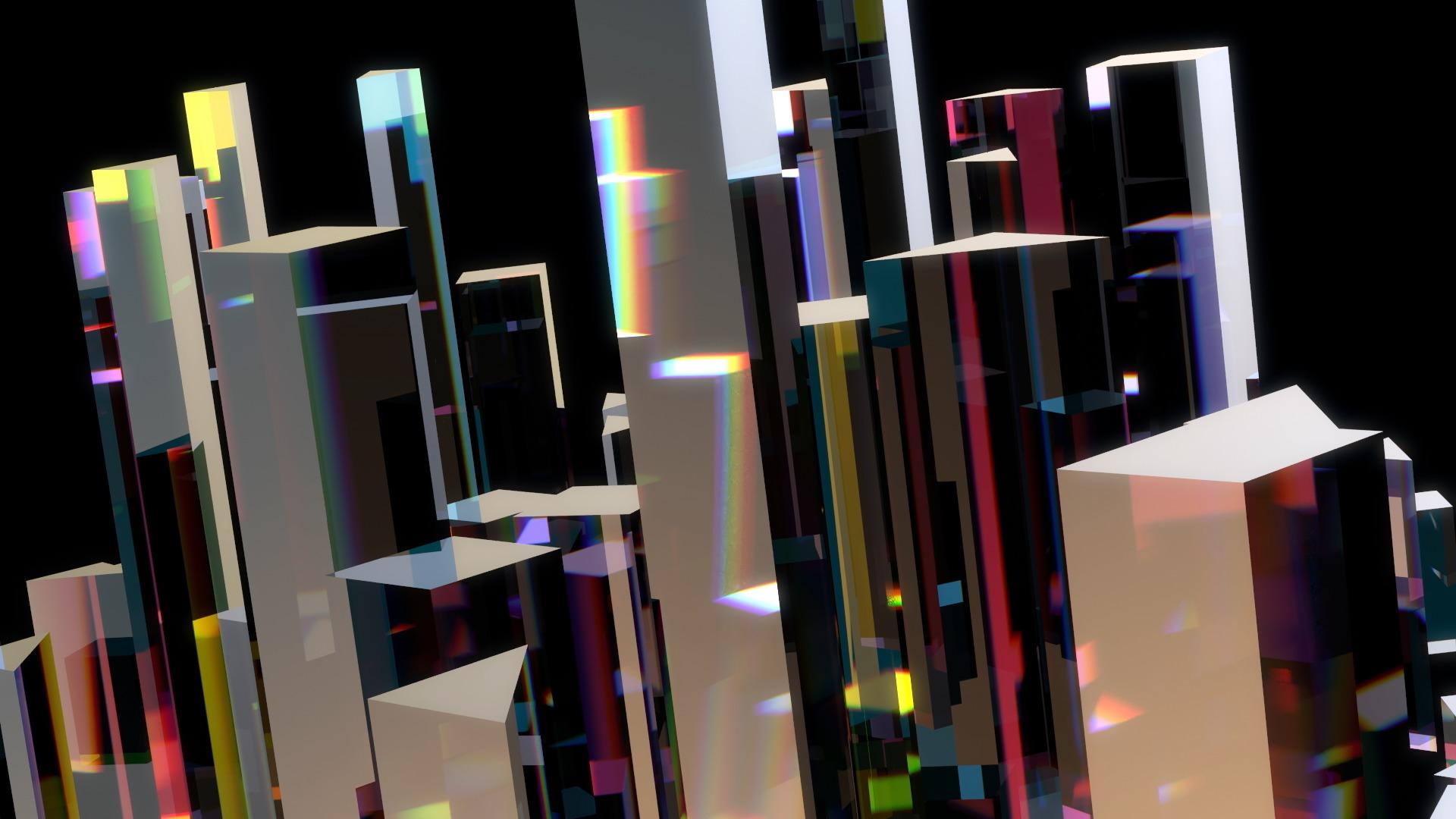 Void_Chords feat. Yui Mugino 「LIES & TIES」MV(モーショングラフィックス)