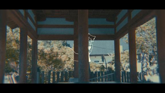 Yunomi 「蝉時雨 (feat. 福原遥)」(モーショングラフィックス)